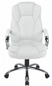 #3 High Back PU Leather Executive Office Desk Task Computer Chair
