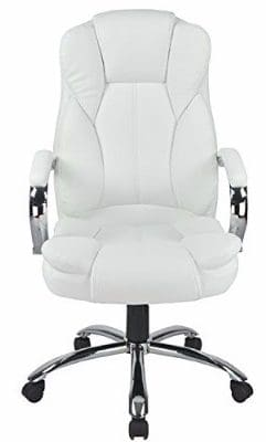 top 9 best white office chairs in 2018 reviews