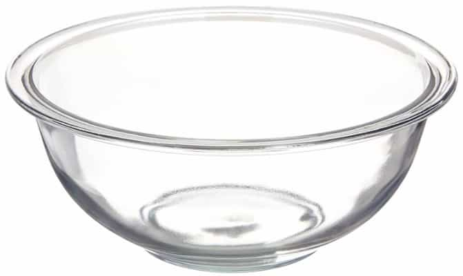 #3 Pyrex Prepware 1-12-Quart Glass Mixing Bowl