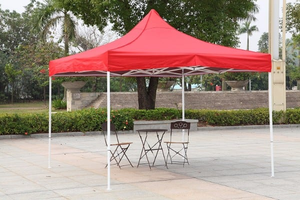 #4 American Phoenix 10x10 Canopy Party Tent
