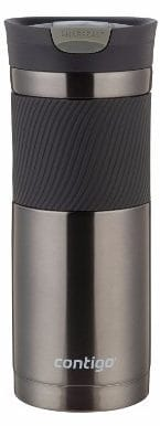 #4 Contigo SnapSeal Byron Vacuum Insulated Stainless Steel Travel Mug