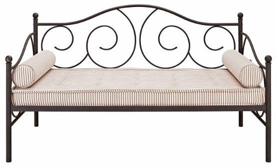 #4 DHP Victoria Twin Sized Metal Daybed