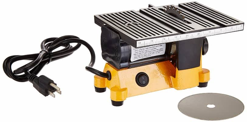#4 Outdoor Sport 01-0819 Mini Electric Table Saw