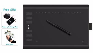 #5 Huion New 1060 Plus Graphic Drawing Tablet