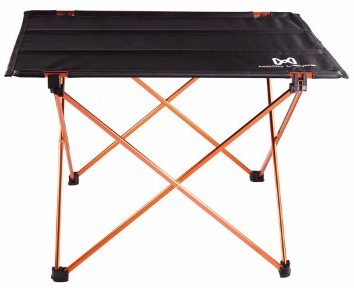 #5 Moon Lence Ultralight Folding Camping Picnic Roll Up Table