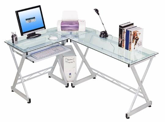 sneakers for cheap a7078 4076f Top 10 Best Glass Computer Desks in 2019 Reviews — THE10PRO