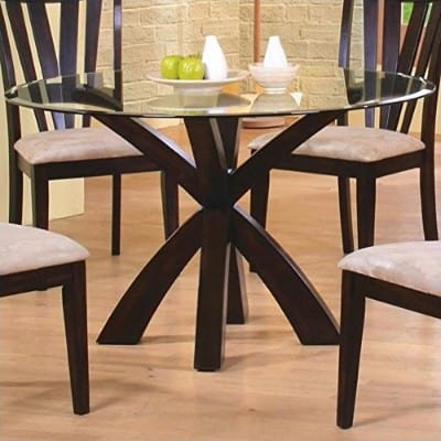 #6 Coaster Home Furnishings 101071 Casual Dining Table Base