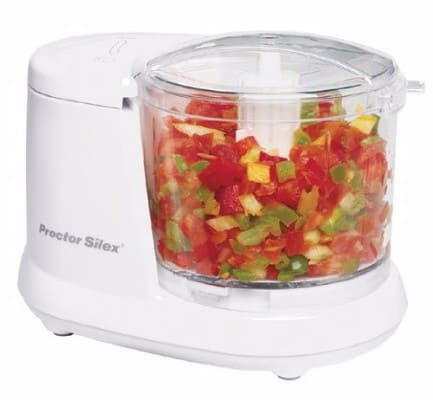 #6 Proctor Silex 72500RY 1-12-Cup Food Chopper
