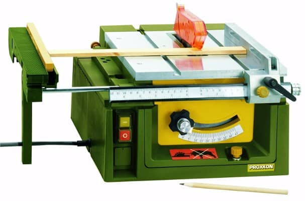 #6 Proxxon 37070 FET Table Saw