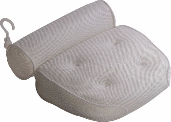 #6 Royal Casa Bath Pillow – Non Slip, Luxury Bathtub Support To Your Head & Neck