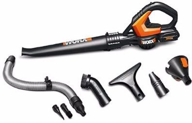 #6 WORX AIR 20V Multi-Purpose BlowerSweeperCleaner
