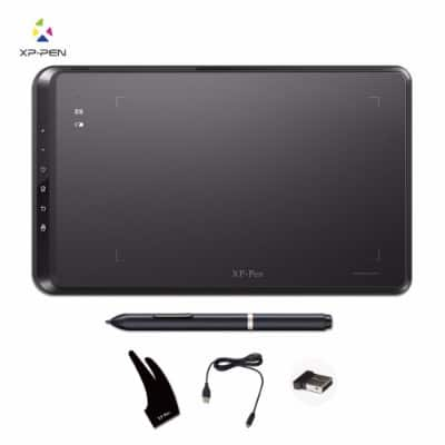 #6 XP-Pen Star05 Wireless 2.4G Graphics Drawing Tablet Digital tablet Painting Board