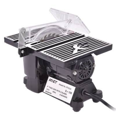 #7 Goplus 4 Mini Electric Table Saw Tablesaw 8500 RPM Hobby