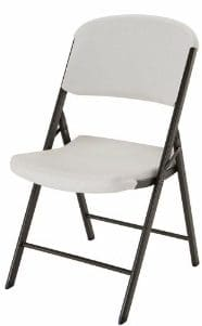 #7 Lifetime Folding Chair (Case Pack of 4 Chairs)