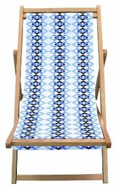#8 Astella BC50-P5-205 Adjustable Wooden Cabana Chair