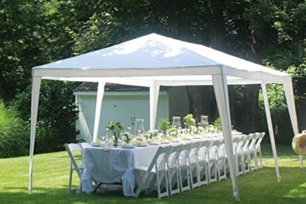 #8 Quictent 10' x 20' Outdoor Wedding Party Tent