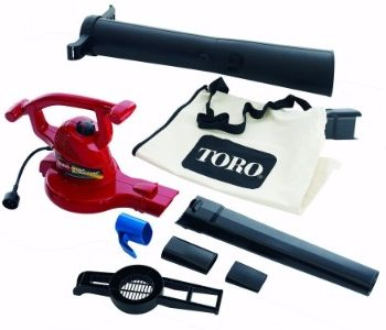 #8 Toro 51609 Ultra 12 amp Variable-Speed (up to 235) Electric Blower