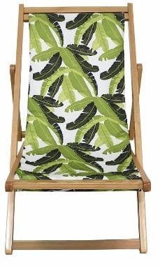 #9 Astella BC50-P5-204 Adjustable Wooden Cabana Chair
