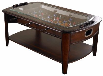 #1 Chicago Gaming Signature Foosball Coffee Table