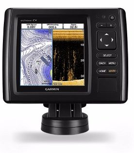 #1 Garmin 010-01798-01 Garmin echoMAP CHIRP 53cv with transducer