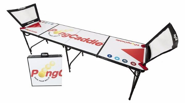 PongCaddie Revolutionary Beer Pong Table