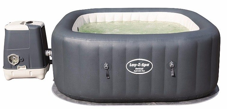 #10 SaluSpa Hawaii HydroJet Pro Inflatable Hot Tub