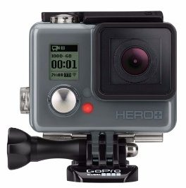 #10. GoPro HERO+ (Wi-Fi Enabled)
