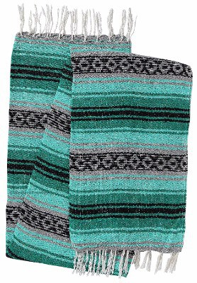 #2 El Paso Designs Genuine Mexican Falsa Blanket