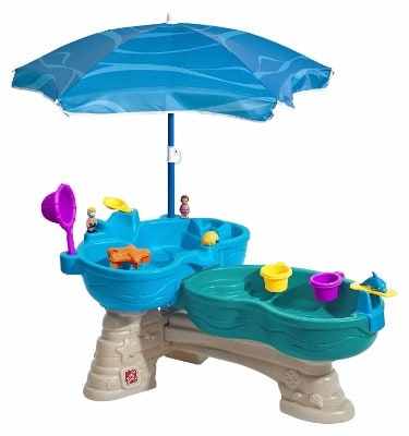 #2 Step2 Spill & Splash Seaway Water Table