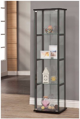 #3 Coaster Home Furnishings 950171 Curio Cabinet