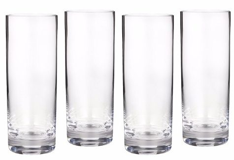 #3 Marquis by Waterford Entertaining Collection Vintage HiBall, Set of 4
