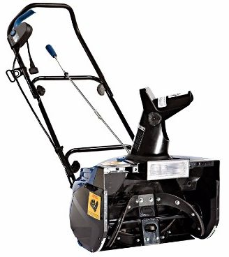 Snow Joe Ultra SJ621 18-Inch Electric Snow Thrower with Light