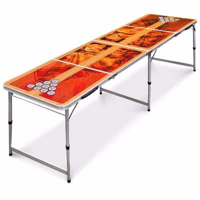 Best Choice Products 8' Portable Beer Pong Table
