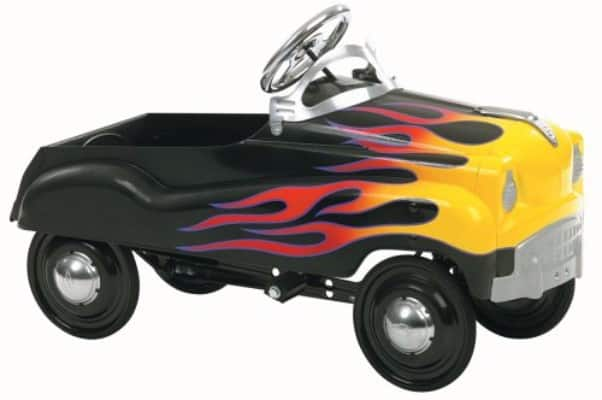 #4 InStep Street Rod Pedal Car