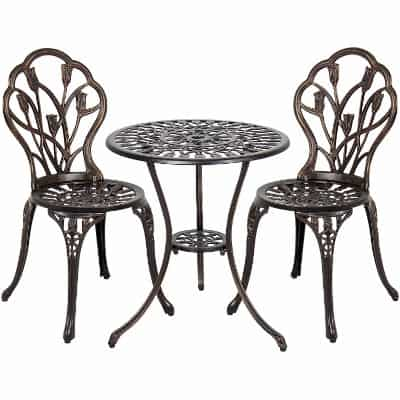 Best Choice Products Outdoor Patio Furniture Tulip