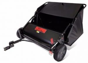 Brinly STS-427LXH 20 Tow Behind Lawn Sweeper, 42-Inch
