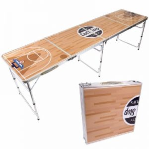 Can't Stop Party Supplies Portable Beer Pong Table