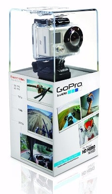 #4. GoPro HD Hero Naked