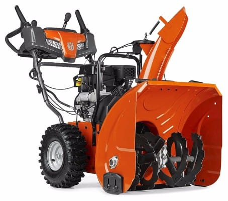 Husqvarna ST224 Two Stage Electric Start Snow Shovel