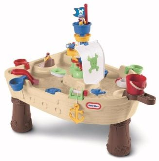 #6 Little Tikes Anchors Away Pirate Ship Water Play Table