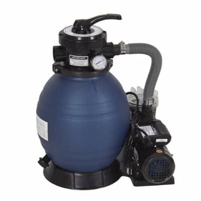 Pro 2400GPH 13 Sand Filter Above Ground Swimming Pool Pump__