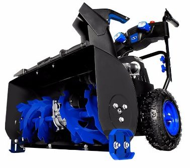 Snow Joe ION8024-XR Cordless Two Stage Snow Blower__