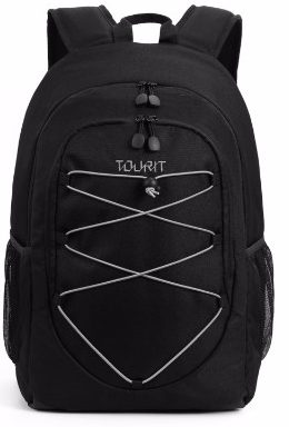 #6 TOURIT Cooler Backpack Water-resistant Lightweight Backpack with Cooler