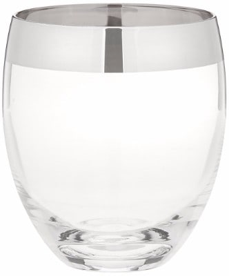 #6 Wine Enthusiast Madison Avenue Whiskey Glasses, Set of 2