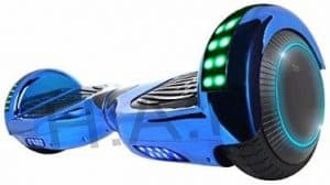 Hoverboard Two-Wheel with Bluetooth Speaker and LED Light