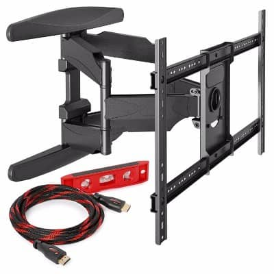 #6. Mount Factory Full Motion Articulating Wall Mount