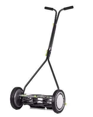 Earthwise 1715-16EW 16 Inch Wide, 7 Blade Push Reel Mower