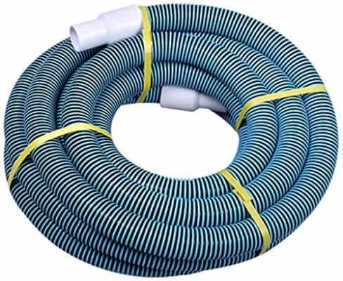 Pooline Products 11207-40 Extruded Hose with One Swivel End, 40-Feet__