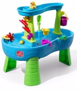 #7 Step2 Rain Showers Splash Pond Water Table Playset