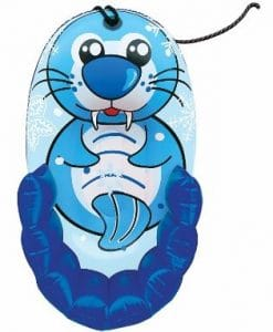 """33"""" Kiddie Snow SEAL Character Pull Sled__"""